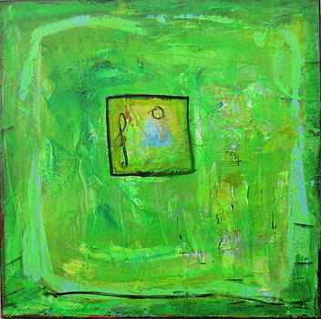 Green Tea and Music by Francine Ethier