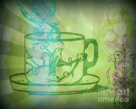 Green Tea  by Wendy Wiese