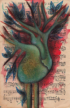 Abril Andrade Griffith - Green Tree of Life