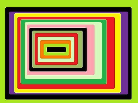 Green Vortex by Ronald Weatherford