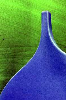 Carolyn Stagger Cokley - green wall
