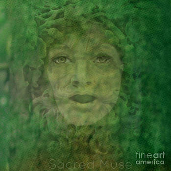 Green Woman  by Sacred  Muse