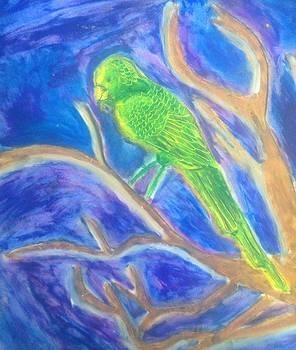 Artists With Autism Inc - Greenbird