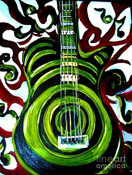 GreenFunk by Diane Stockard