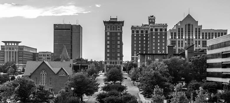 Greenville Skyline by Josh Blaha