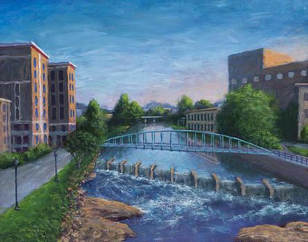 Greenville Sunrise by Joe Mckinney