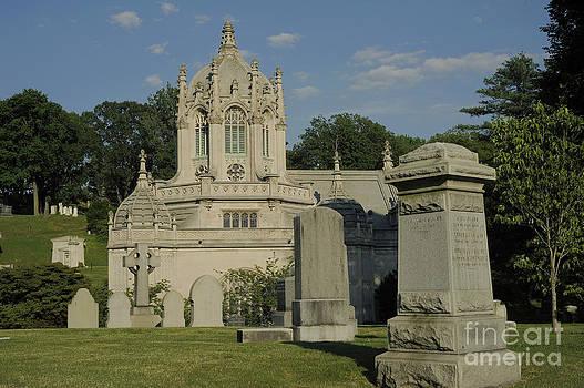 Greenwood Cemetery by Tina Osterhoudt