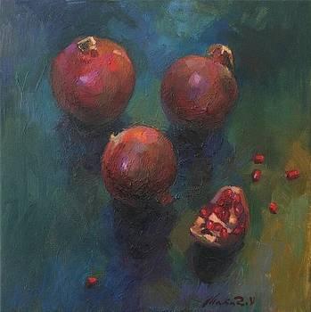 Grenades by Vadim Makarov
