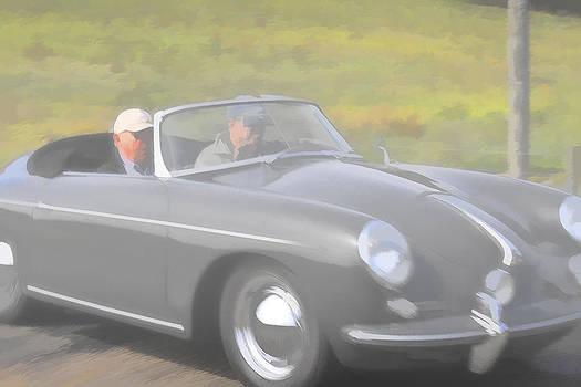 Jack R Perry - Grey Porsch 356