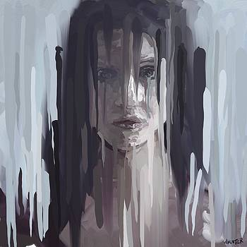 Grey Rain by Robert Wheater