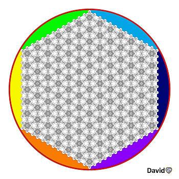 Grid 127 by David Diamondheart