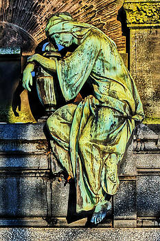 Alexander Drum - grieving angel