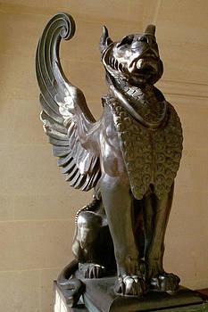 Jared Bendis - Griffin at Chateau de Pierrefonds