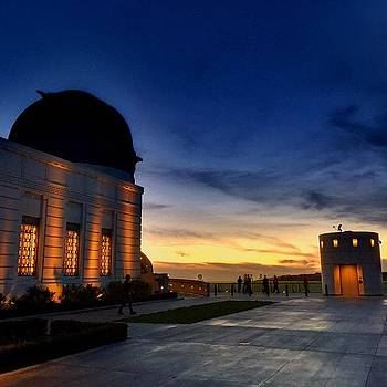 Griffith Observatory by Brian Kalata