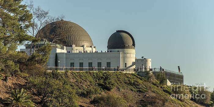 Griffith Observatory Profile by Clear Sky Images