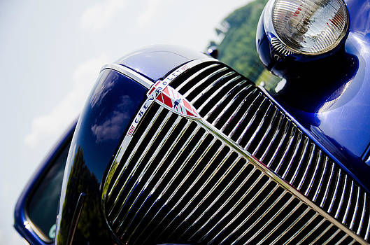 Grille by Off The Beaten Path Photography - Andrew Alexander