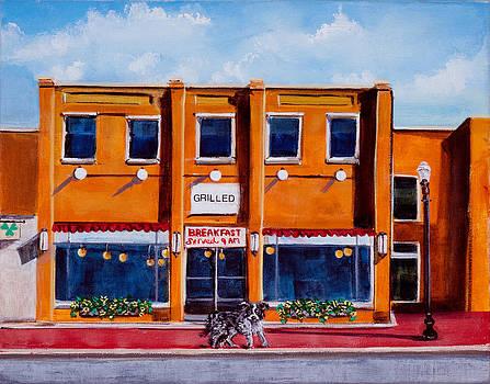 Grilled by Susan Culver