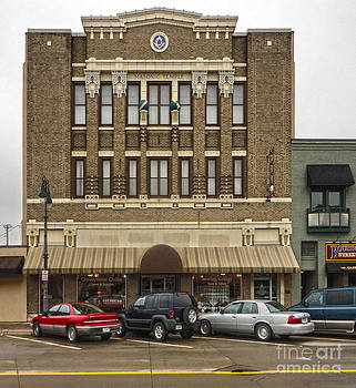 Gregory Dyer - Grinnell Iowa - Masonic Temple -01