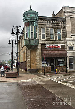 Gregory Dyer - Grinnell Iowa - Downtown - 04