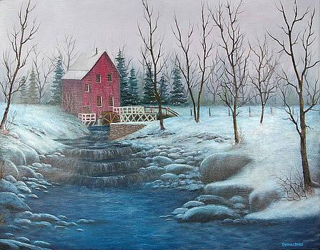 Grismill by Steven  L Parris