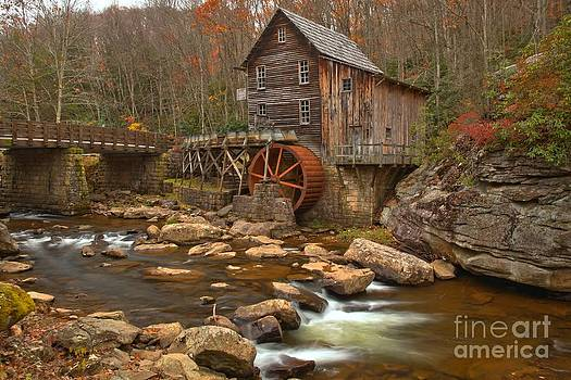 Adam Jewell - Grist Mill Across The Creek