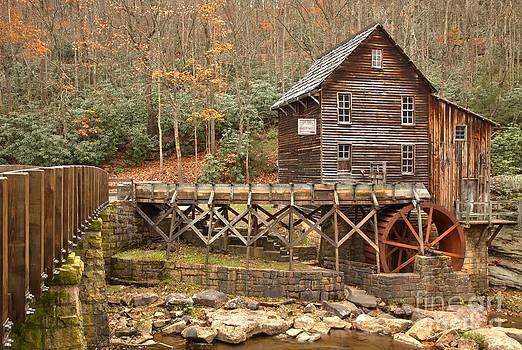 Adam Jewell - Grist Mill Across Glade Creek