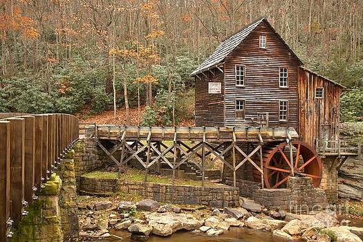 Adam Jewell - Grist Mill At Babcock State Park