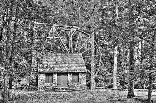 Grist Mill at Berry College by Gerald Adams