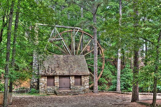 Grist Mill by Gerald Adams