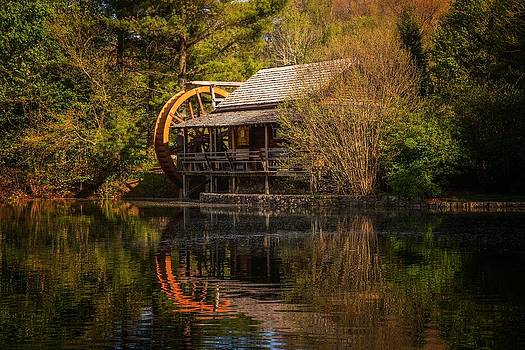 Grist Mill by Johnny Crisp