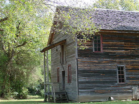 Grist Mill by Mary Halpin