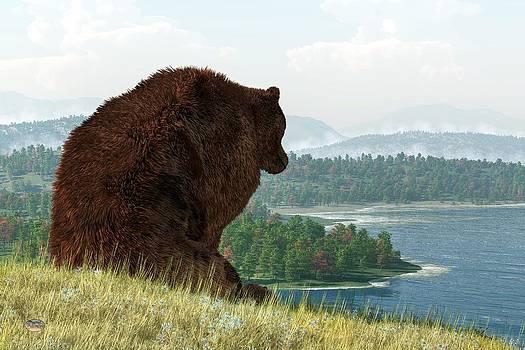 Daniel Eskridge - Grizzly Bear Lake