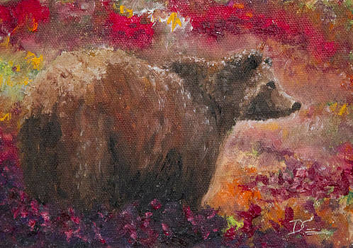 Dee Carpenter - Grizzly Study