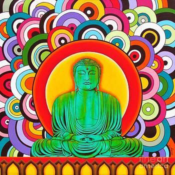 Groovy Buddha by Joseph Sonday