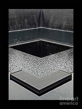 Ground Zero 9-11 Memorial by Joseph J Stevens