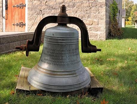 Valerie Kirkwood - Grounded Bell