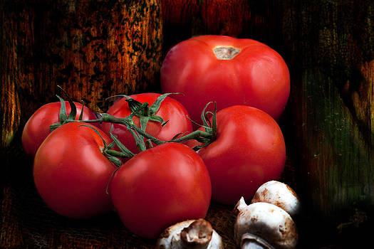 Gunter Nezhoda - Group of Vegetables