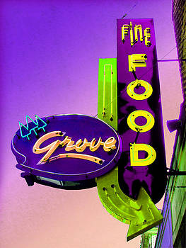 Grove Fine Food var 2 by Gail Lawnicki