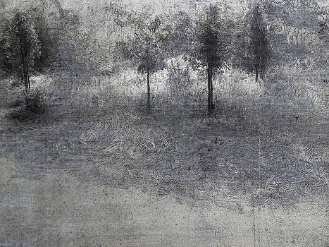 Grove by Vladas Orzekauskas