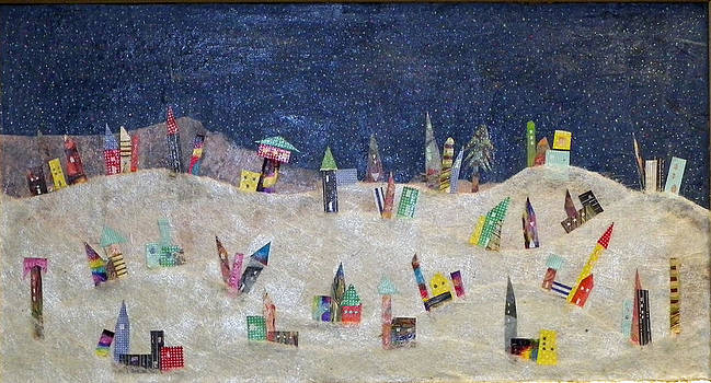 Gruberville by Linnie Greenberg