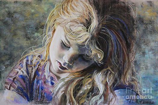 Grumbacher Girl by Robin Maria Pedrero