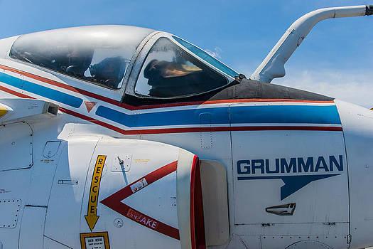 Chris McKenna - Grumman A-6 Intruder