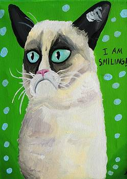 Artists With Autism Inc - Grumpy Cat