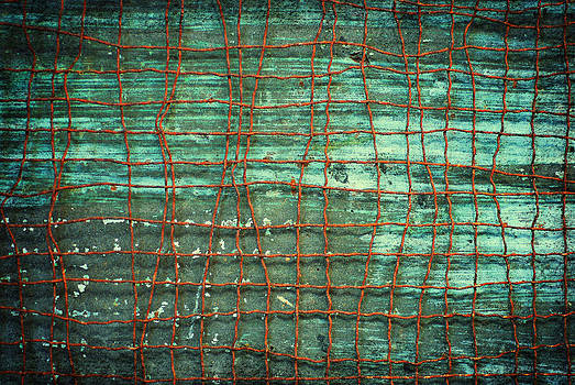 Grunge Wall Texture by Karin Hildebrand Lau