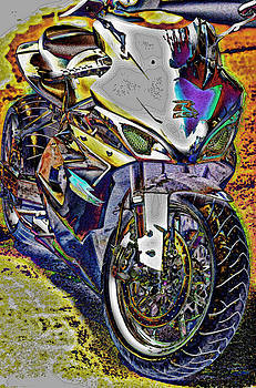 Joe Bledsoe - GSXR Color