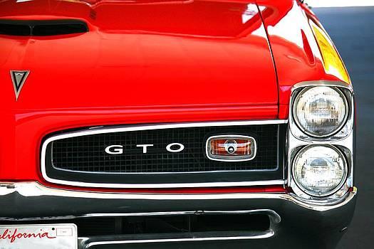 Veronica Vandenburg - GTO 1966