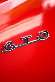 Veronica Vandenburg - GTO in Red