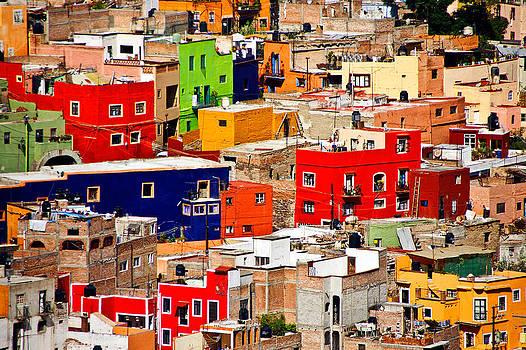 Dennis Cox WorldViews - Guanajuato colors