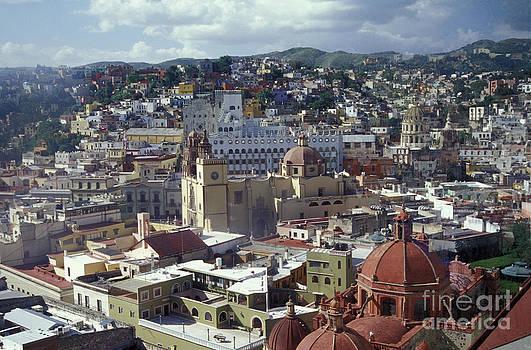 John  Mitchell - Guanajuato Skyline Mexico