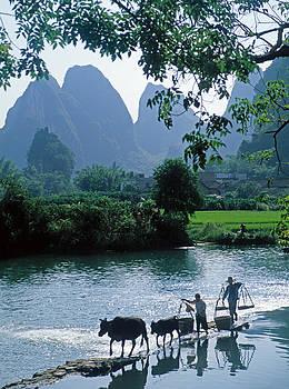 Dennis Cox - Guangxi crossing 2